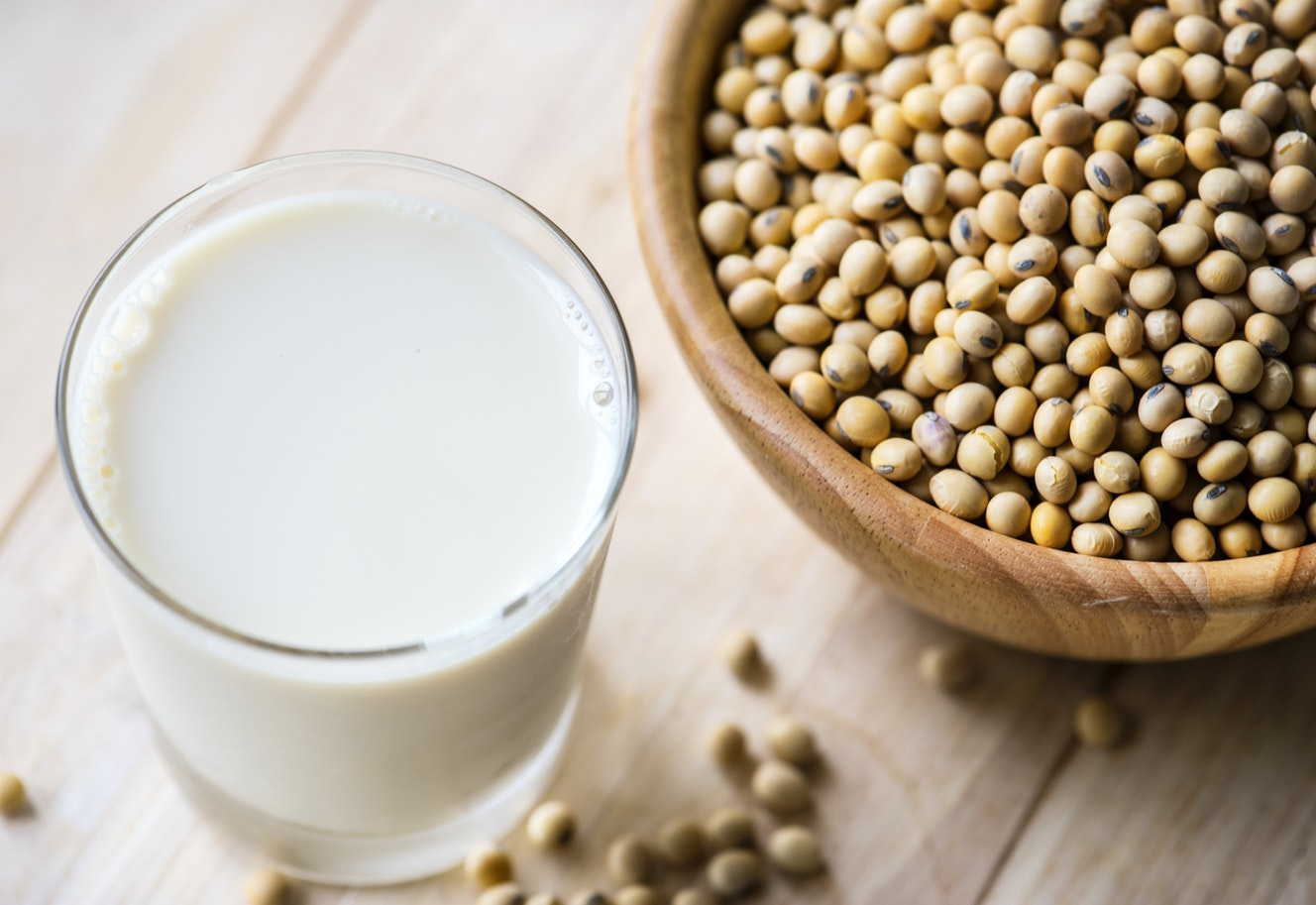 A glass of milk is incredibly important as it is full of vitamin D and Calcium