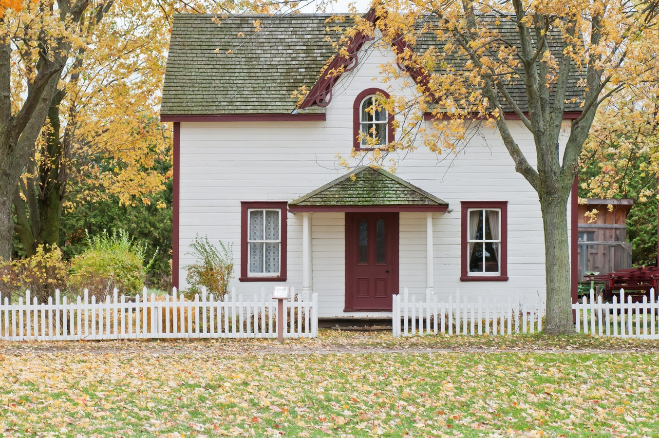 A home. An important thing to know about medicare is that it is helping to decrease senior poverty.