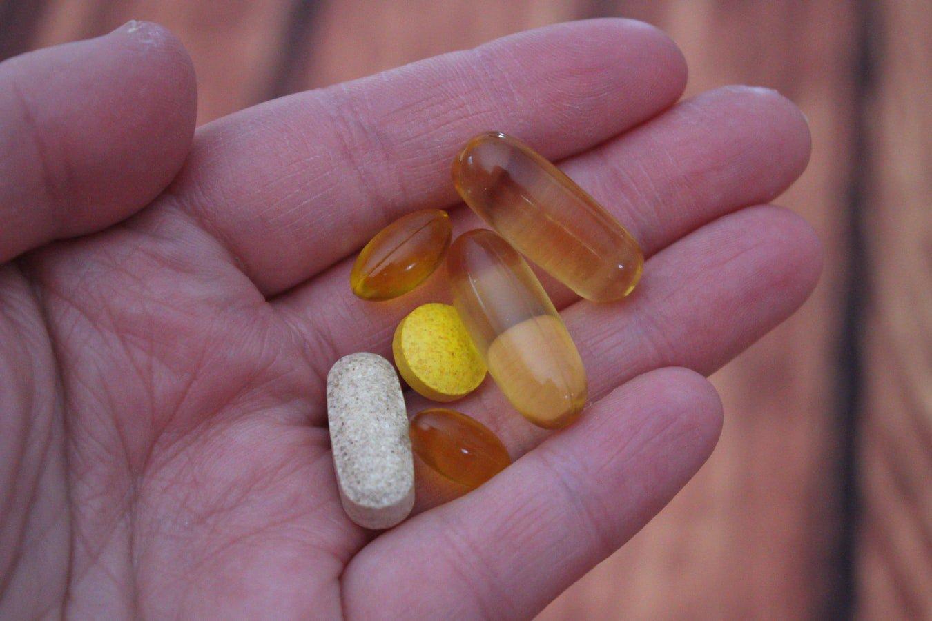 An individual getting prescriptions through their Medicare Part D plan.