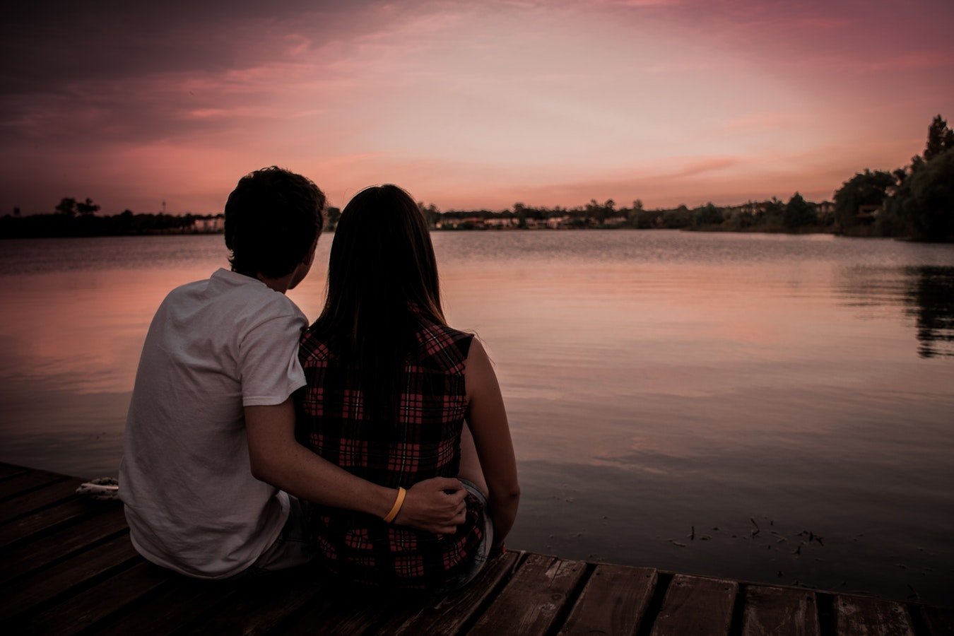 A young couple thinking about what they need to know about anticipatory grief