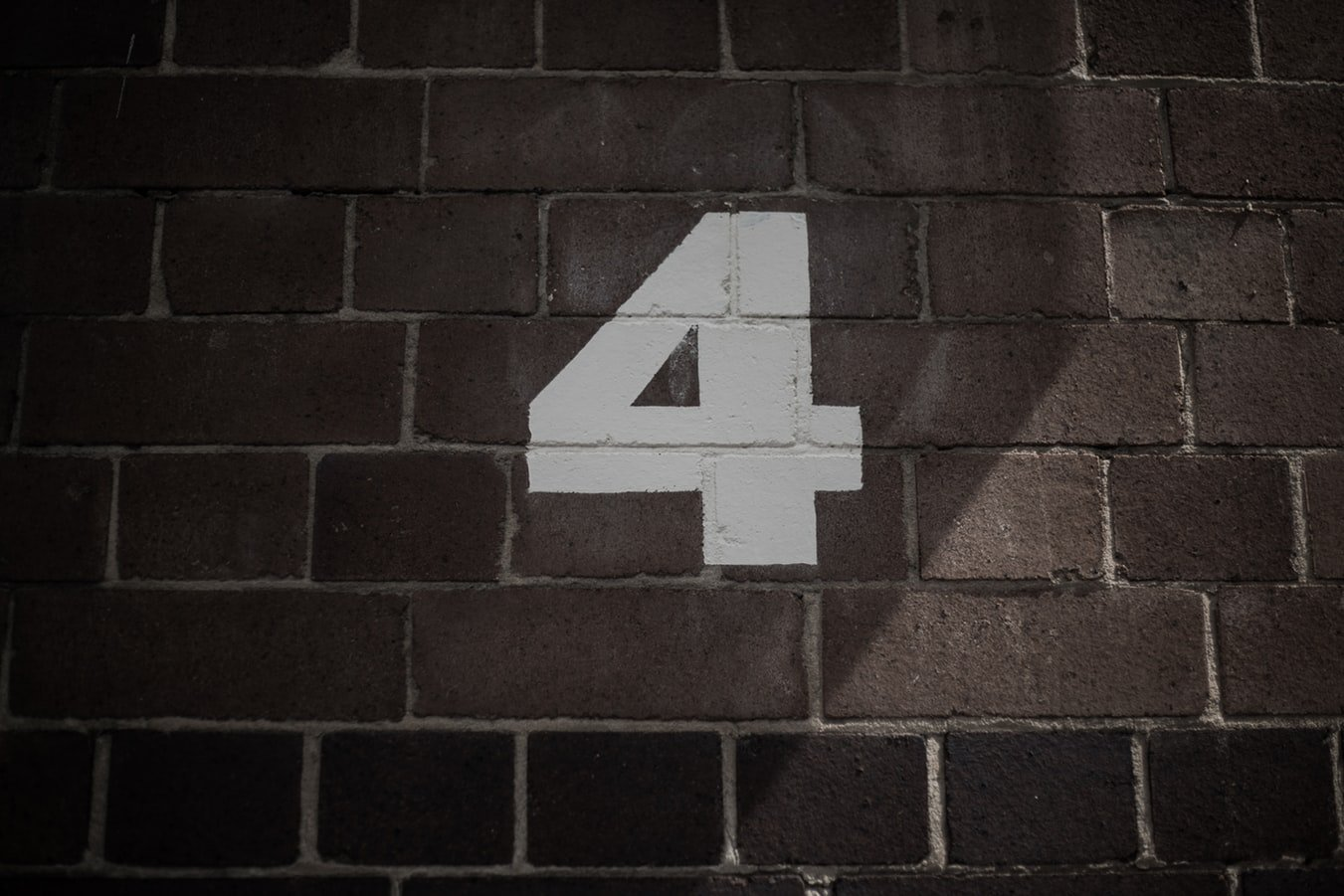 The number four. There are four parts of medicare