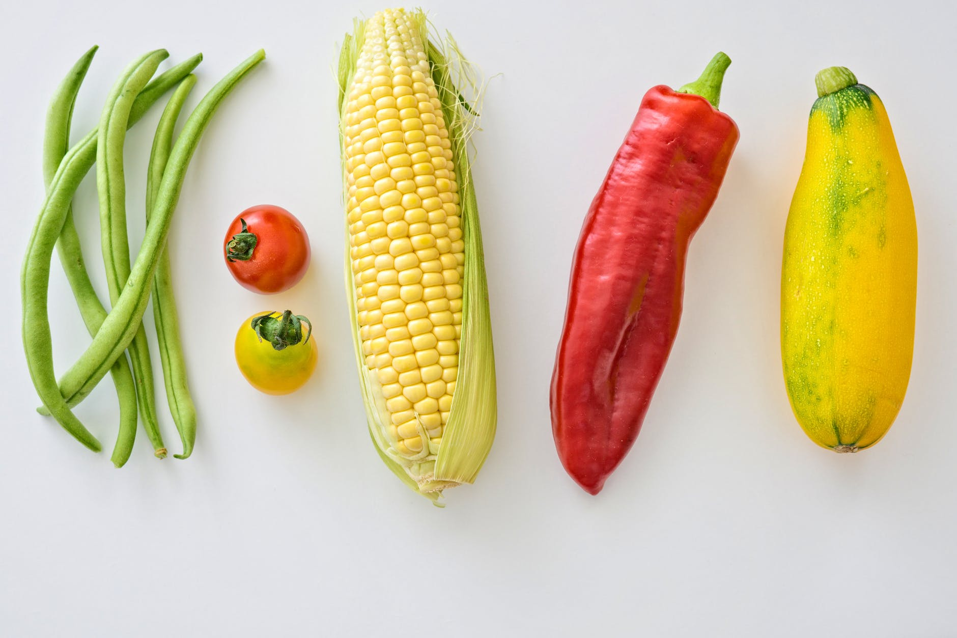 Vegetables-Fruits and vegetables are a great way to increase Vitamin C levels.