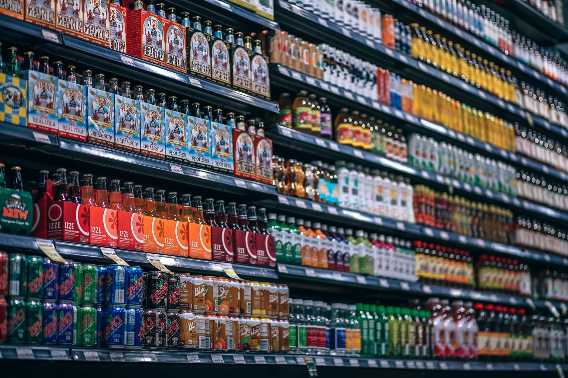 Soda, tea's, and energey drinks-many substances that individuals drink with excessive caffeine.
