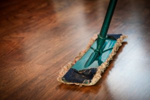 A mop that individuals can use to keep their home clean